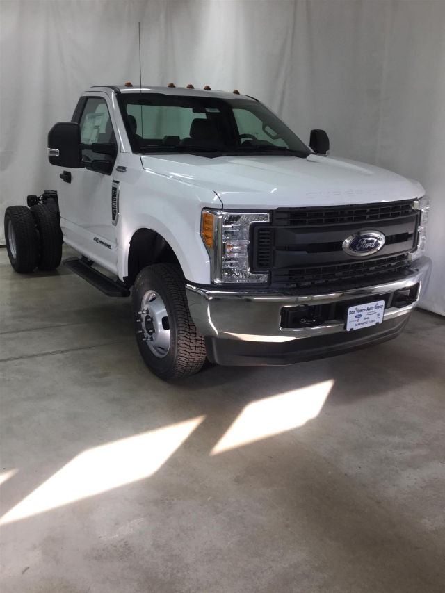2017 F-350 Regular Cab DRW 4x4, Cab Chassis #26301 - photo 5