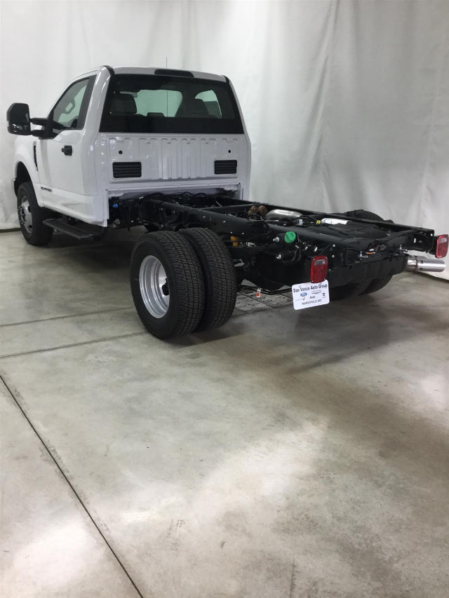 2017 F-350 Regular Cab DRW 4x4, Cab Chassis #26301 - photo 2
