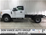2017 F-350 Regular Cab DRW 4x4 Cab Chassis #26301 - photo 1