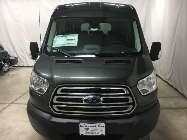 2017 Transit 350 Medium Roof Passenger Wagon #26321 - photo 4