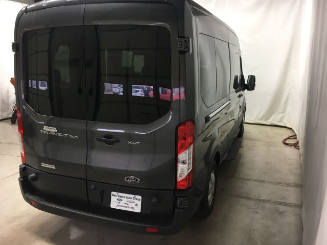 2017 Transit 350 Medium Roof Passenger Wagon #26321 - photo 2