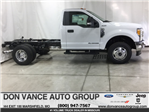 2017 F-350 Regular Cab DRW 4x4 Cab Chassis #26356 - photo 1