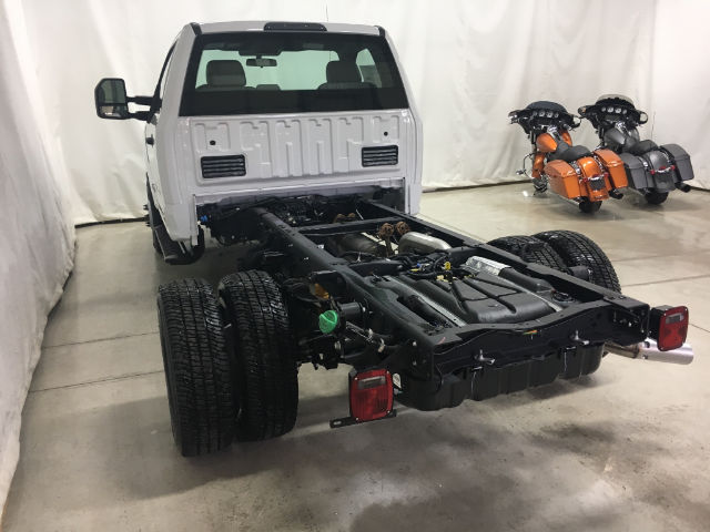 2017 F-350 Regular Cab DRW 4x4 Cab Chassis #26427 - photo 2