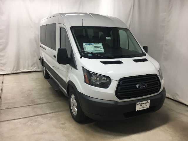 2017 Transit 350 Medium Roof Passenger Wagon #26458 - photo 5