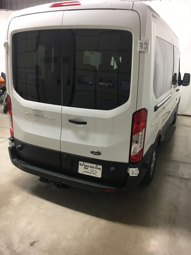 2017 Transit 350 Medium Roof Passenger Wagon #26458 - photo 2
