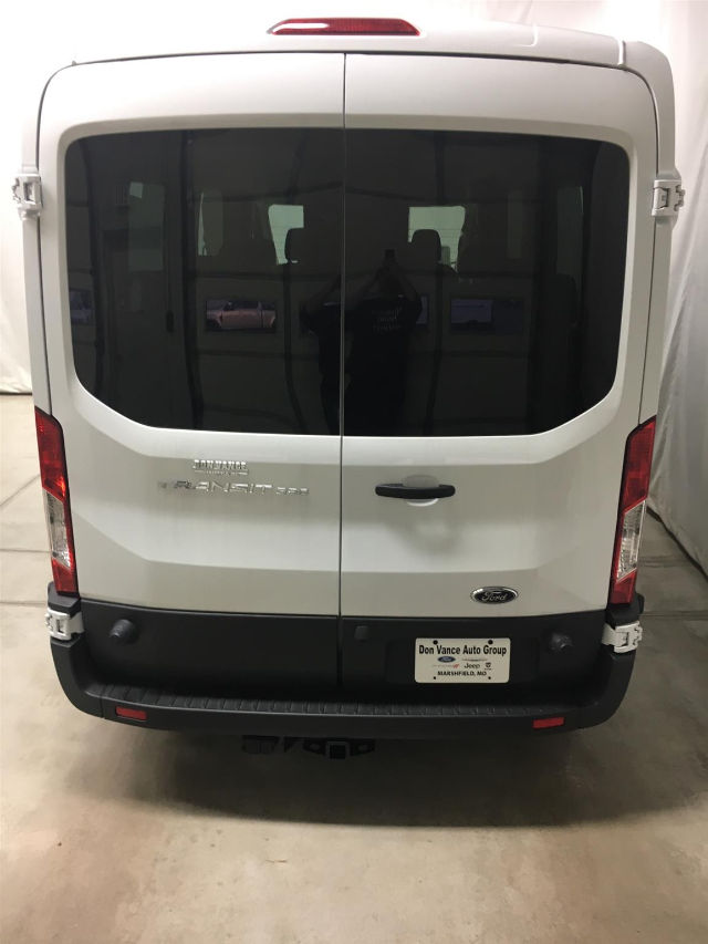 2017 Transit 350 Medium Roof Passenger Wagon #26458 - photo 9
