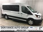 2017 Transit 350 Medium Roof Passenger Wagon #26458 - photo 1