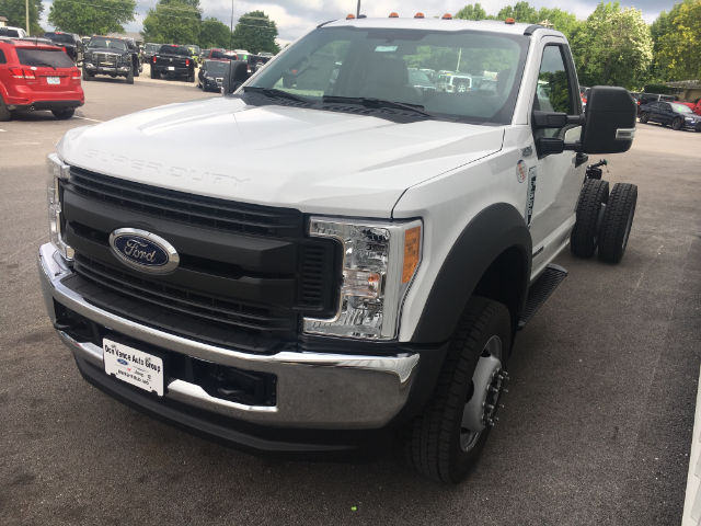 2017 F-550 Regular Cab DRW 4x4 Cab Chassis #27114 - photo 5