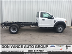 2017 F-550 Regular Cab DRW 4x4 Cab Chassis #27114 - photo 1