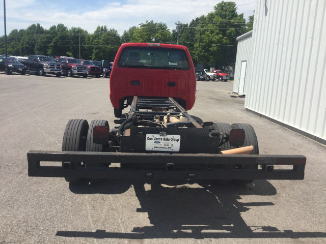 2012 F-450 Regular Cab DRW Cab Chassis #27124N - photo 9