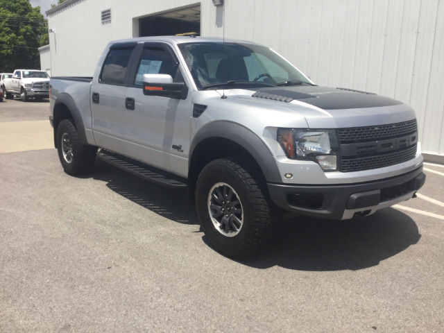 2011 F-150 Super Cab 4x4 Pickup #27184A - photo 3