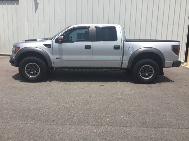 2011 F-150 Super Cab 4x4 Pickup #27184A - photo 7