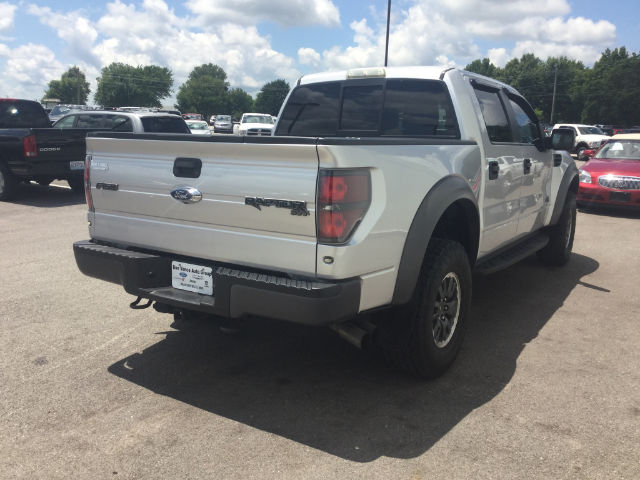 2011 F-150 Super Cab 4x4 Pickup #27184A - photo 2