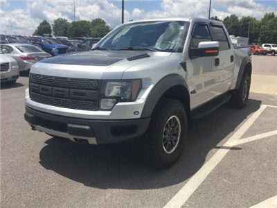 2011 F-150 Super Cab 4x4 Pickup #27184A - photo 5