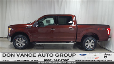 2017 F-150 Crew Cab 4x4 Pickup #27489 - photo 1