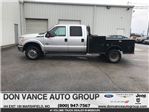 2015 F-350 Crew Cab DRW 4x4, Platform Body #27541A - photo 1