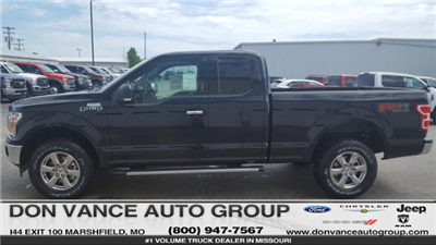 2018 F-150 Super Cab 4x4 Pickup #27546 - photo 1
