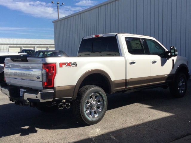 2017 F-250 Crew Cab 4x4 Pickup #27588 - photo 7