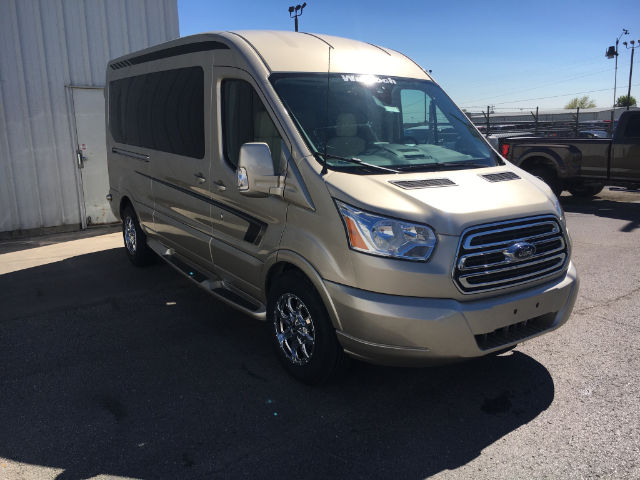 2017 Transit 250 Medium Roof, Passenger Wagon #27613 - photo 5