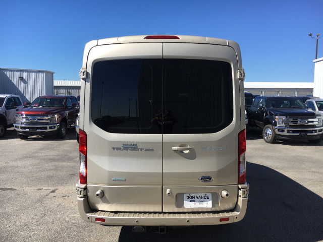 2017 Transit 250 Medium Roof Passenger Wagon #27613 - photo 8