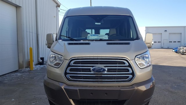 2017 Transit 250 Medium Roof, Passenger Wagon #27613 - photo 21