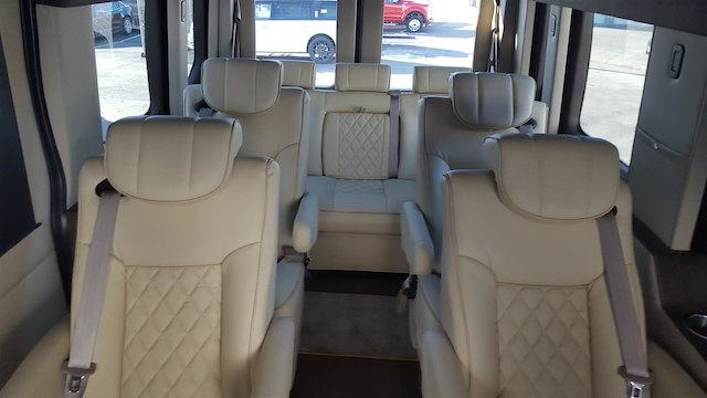 2017 Transit 250 Med Roof 4x2,  Passenger Wagon #27613 - photo 20
