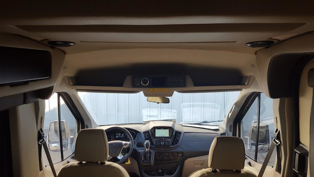 2017 Transit 250 Medium Roof, Passenger Wagon #27613 - photo 50