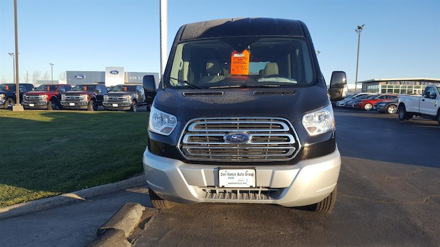 2017 Transit 250 Med Roof 4x2,  Passenger Wagon #27614 - photo 45