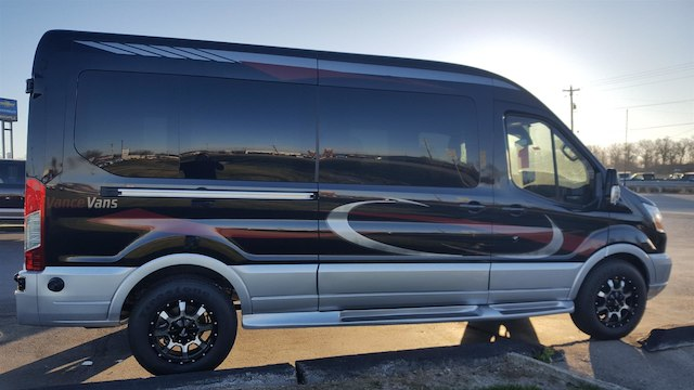 2017 Transit 250 Med Roof 4x2,  Passenger Wagon #27614 - photo 47