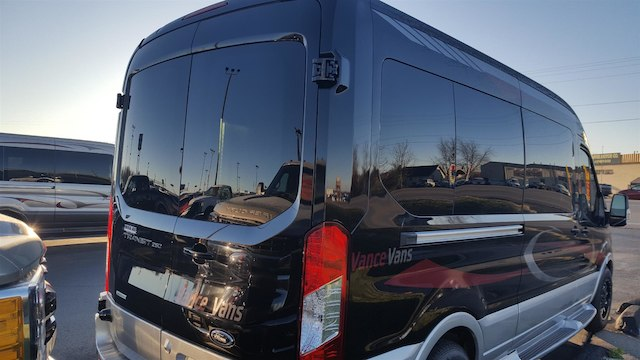 2017 Transit 250 Med Roof 4x2,  Passenger Wagon #27614 - photo 50