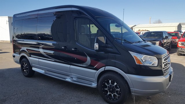 2017 Transit 250 Medium Roof, Passenger Wagon #27614 - photo 13