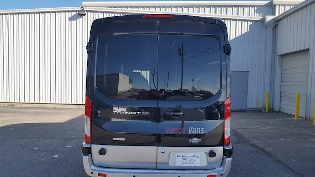 2017 Transit 250 Med Roof 4x2,  Passenger Wagon #27614 - photo 8