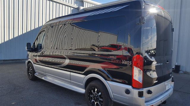 2017 Transit 250 Medium Roof, Passenger Wagon #27614 - photo 2