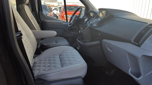 2017 Transit 250 Med Roof 4x2,  Passenger Wagon #27614 - photo 19