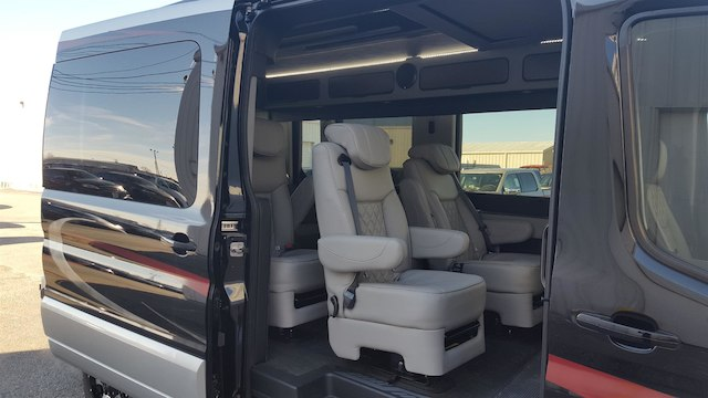 2017 Transit 250 Med Roof 4x2,  Passenger Wagon #27614 - photo 21