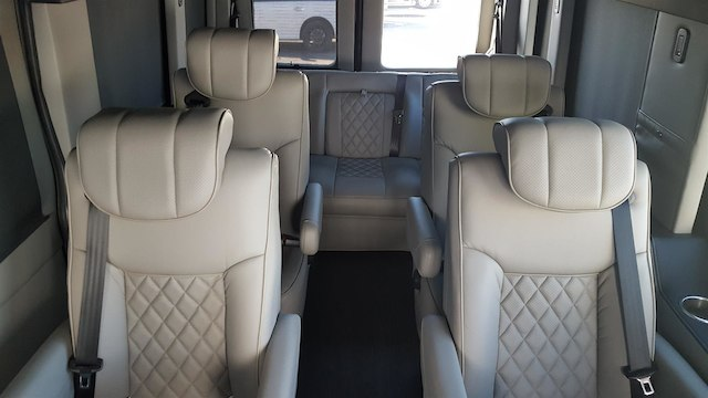 2017 Transit 250 Med Roof 4x2,  Passenger Wagon #27614 - photo 22