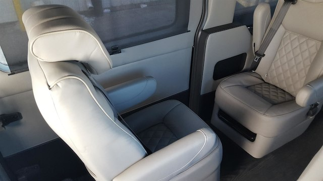 2017 Transit 250 Med Roof 4x2,  Passenger Wagon #27614 - photo 26