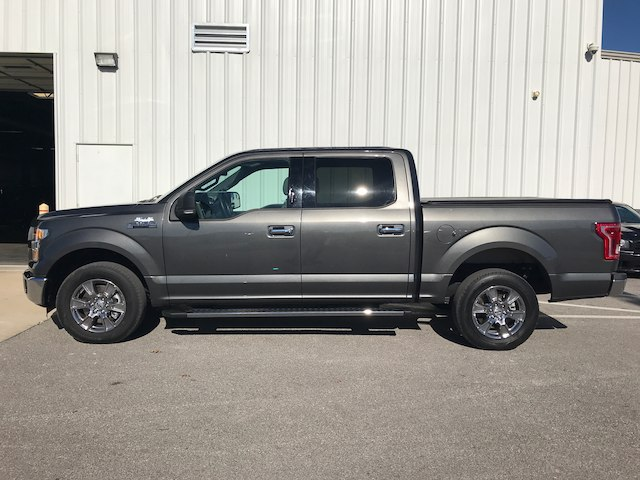 2015 F-150 Super Cab Pickup #27632A - photo 5