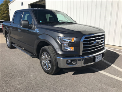 2015 F-150 Super Cab Pickup #27632A - photo 3