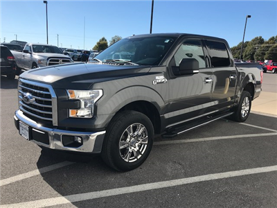 2015 F-150 Super Cab Pickup #27632A - photo 1