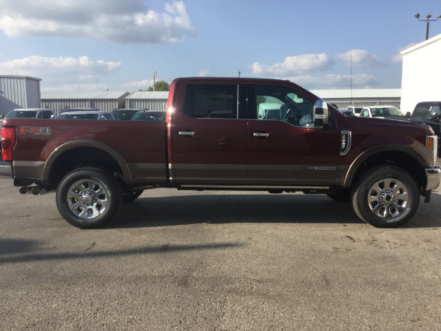 2017 F-250 Crew Cab 4x4 Pickup #27638 - photo 6