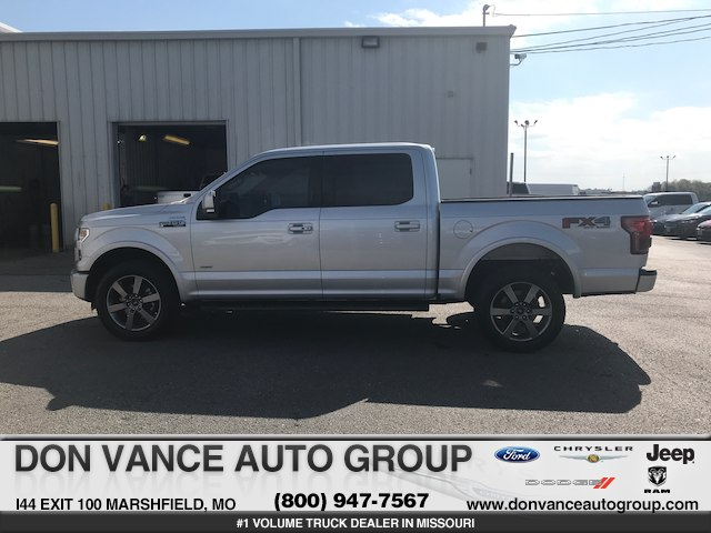 2015 F-150 Super Cab 4x4, Pickup #27655A - photo 1
