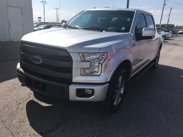 2015 F-150 Super Cab 4x4, Pickup #27655A - photo 3