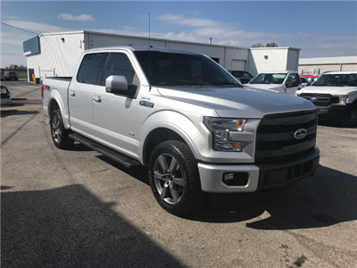 2015 F-150 Super Cab 4x4, Pickup #27655A - photo 5