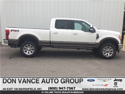 2017 F-250 Crew Cab 4x4, Pickup #27705 - photo 1