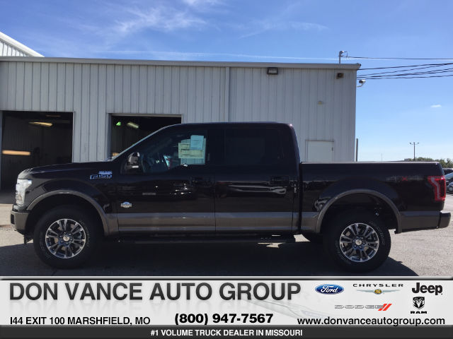 2018 F-150 Crew Cab 4x4 Pickup #27707 - photo 1