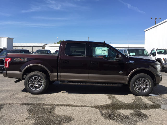 2018 F-150 Crew Cab 4x4 Pickup #27707 - photo 7