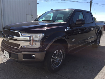 2018 F-150 Crew Cab 4x4 Pickup #27707 - photo 3
