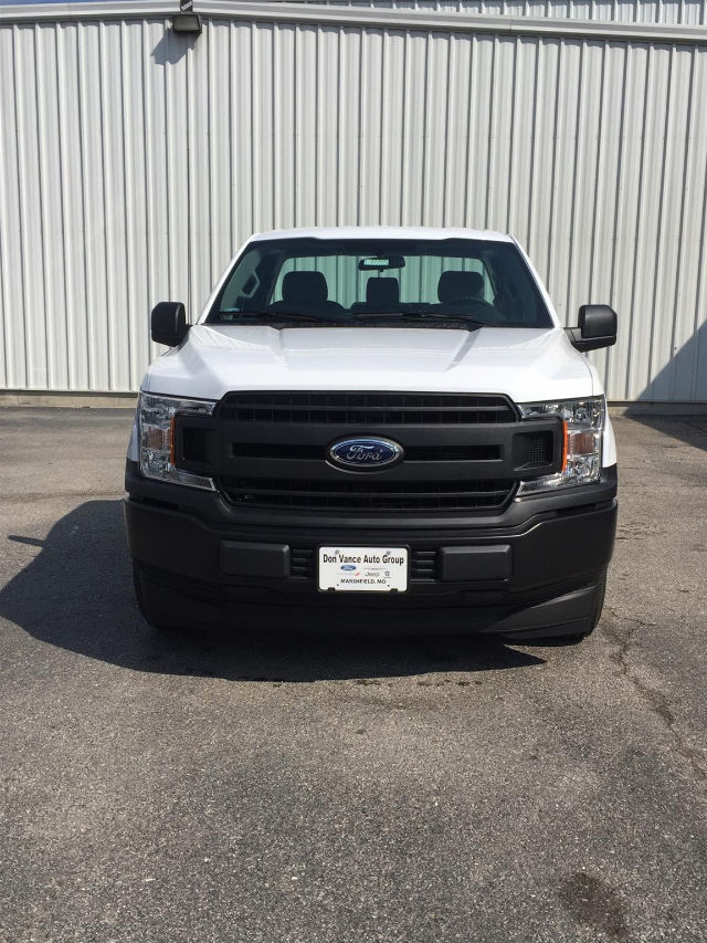 2018 F-150 Regular Cab Pickup #27727 - photo 4