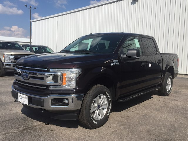 2018 F-150 Crew Cab 4x4 Pickup #27748 - photo 3